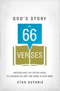 God's Story in 66 Verses book